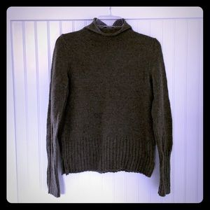 Madewell mock neck sweater